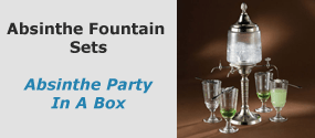 Absinthe Fountain Kits