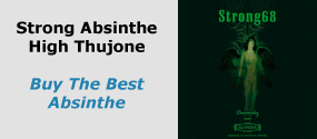 Strongest Absinthe Brands